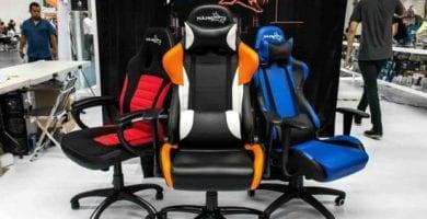 Resultado de imagen para sillas gamer