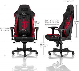 que silla usa patty dragona