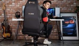 secret lab titan 2000 comprar
